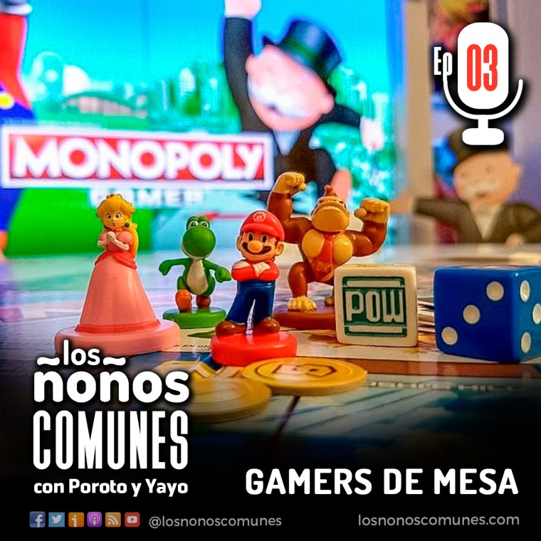 Episodio 03 - Gamers De Mesa