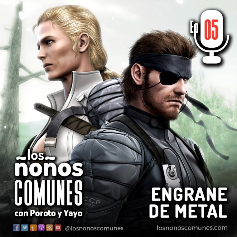 Episodio 05 - Engrane de metal