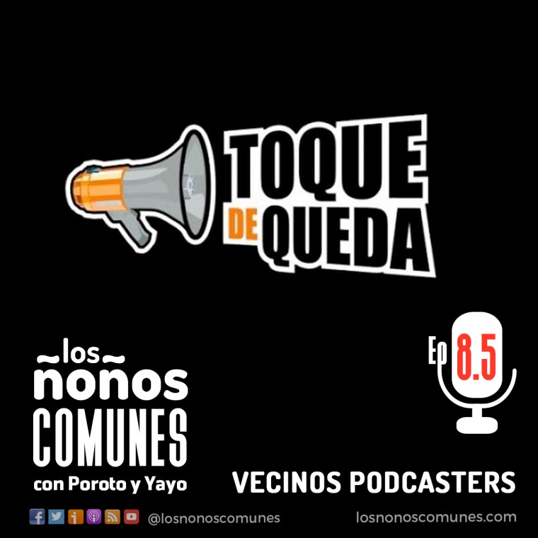 Episodio 08-5 - Vecinos Podcasters