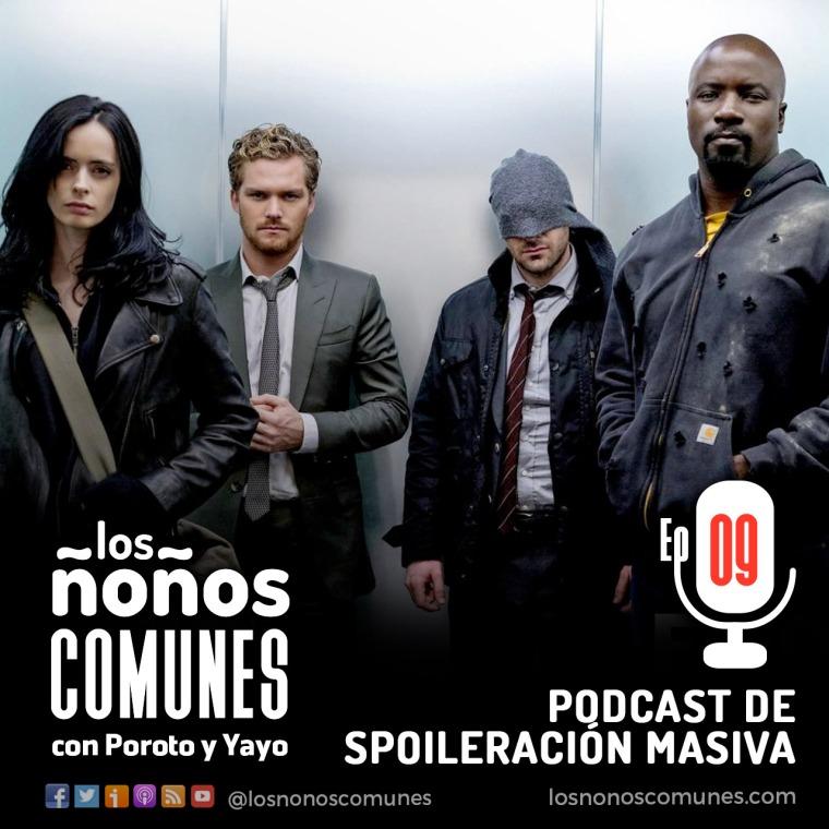 Episodio 09 - Podcast de Spoileracion Masiva