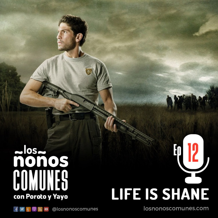 Episodio 12 - Life in Shane