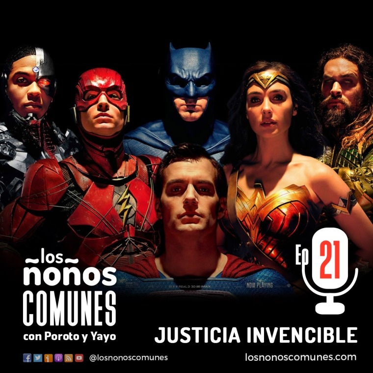 Episodio 21 - Justicia-Invencible